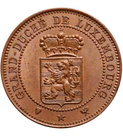 Luksemburg 5 Centimes 1889 ESSAI (próba)