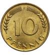 RFN 10 fenigów 1949 F