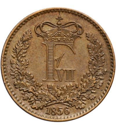Dania 1 Skilling 1856