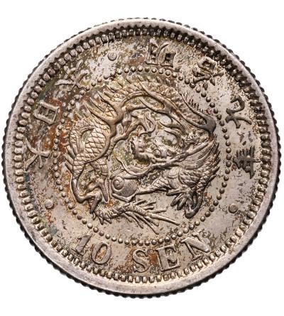 Japonia 10 Sen 18765 (rok 9)