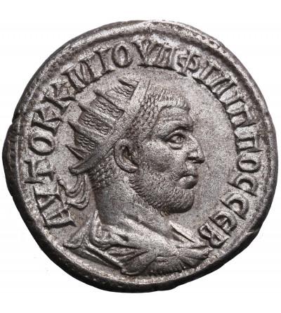 Rzym Cesarstwo - Prowincja. Syria, Seleucia Pieria. Antioch. Tetradrachma Filip I Arab 244-249 AD