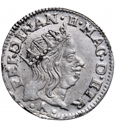 Italy. Tuscany. Luigino 1660, Livorno. Ferdinando II de Medici 1621-1670