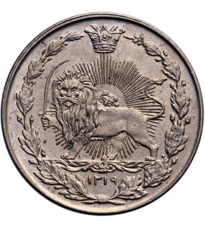 Iran 50 Dinars AH 1319 / 1901 AD
