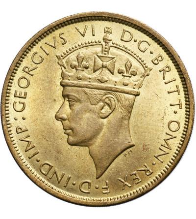 Brytyjska Afryka Zachodnia 2 szylingi 1938 H
