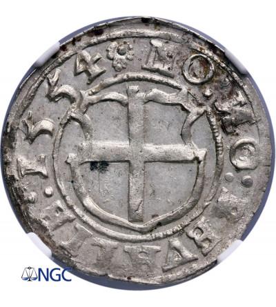 Ferding 1554, Reval (Tallinn). Henryk von Galen 1551-1557 - NGC MS 62