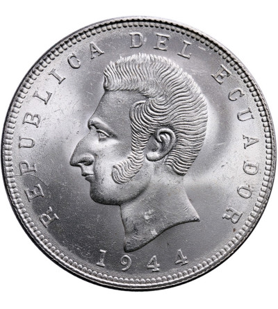Ekwador 5 Sucre 1944 M