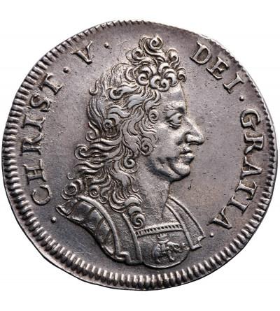 Denmark Krone 1693, Christian V