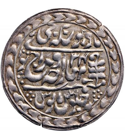 Indie - Jaipur Nazarana Rupia 1913 / rok 34, Madho Singh II