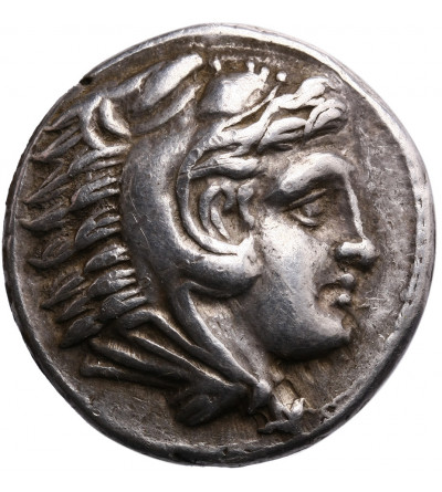 Grecja. Macedonia. Aleksander III Wielki 336-323 p.n.e., AR Tetradrachma, mennica Amphipolis?