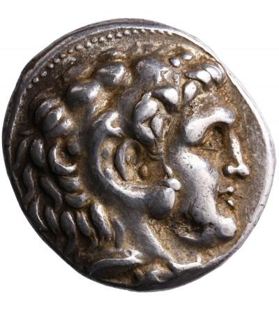 Grecja. Macedonia. Aleksander III Wielki 336-323 r. p.n.e., AR Tetradrachma