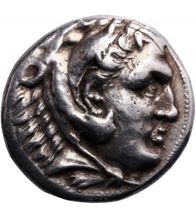 Grecja. Macedonia. Aleksander III Wielki 336-323 r. p.n.e., AR Tetradrachma, mennica Susa