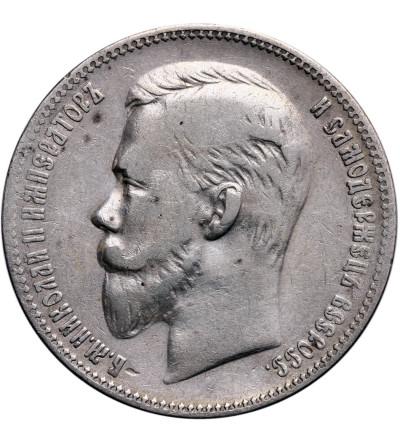 Rosja 1 rubel 1902 AP, St. Petersburg