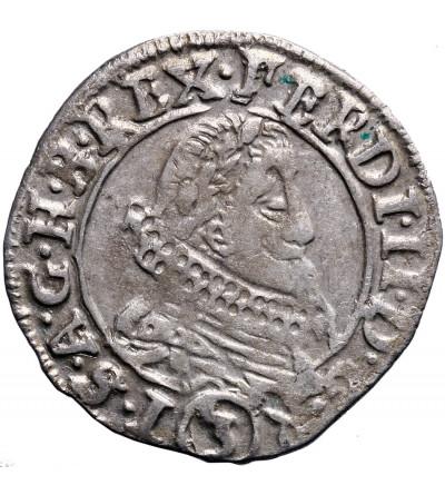 Austria (Holy Roman Empir). 3 Kreuzer 1636, Prag Mint, Ferdinand II
