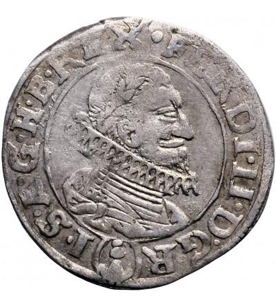 Austria (Święte Cesarstwo Rzymskie). 3 krajcary 1631, Praga, Ferdynand II