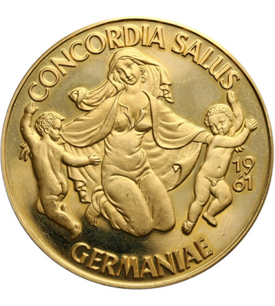 Niemcy 5 duktów medalowe 1961, Concordia Salus Germaniae