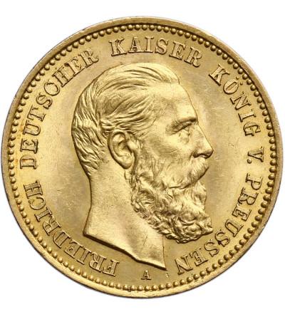 Germany - Prussia 10 Mark 1888 A, Friedrich III