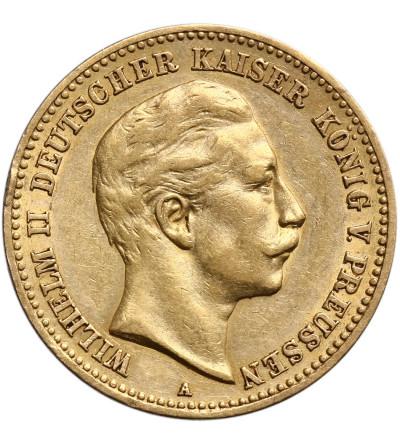 Niemcy - Prusy 10 marek 1901 A, Wilhelm II