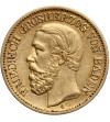 Niemcy - Badenia 10 marek 1897 G