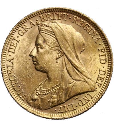 Australia Sovereign 1896 S, Sydney