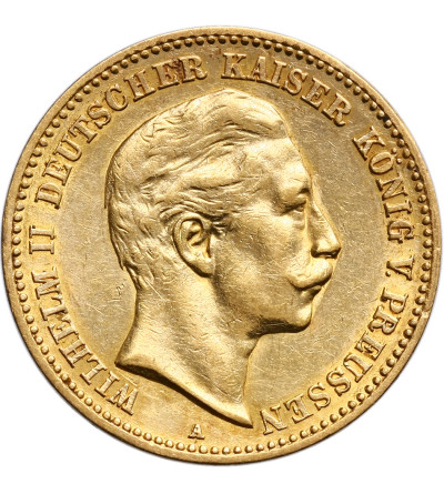 Niemcy - Prusy 10 marek 1903 A, Wilhelm II