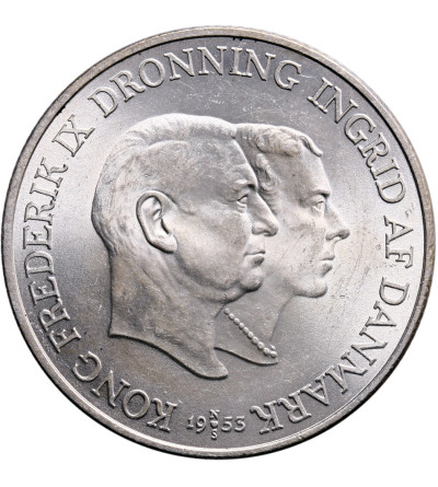Dania 2 korony 1953, Grenlandia