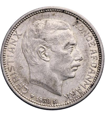 Denmark 2 Kroner 1930 N
