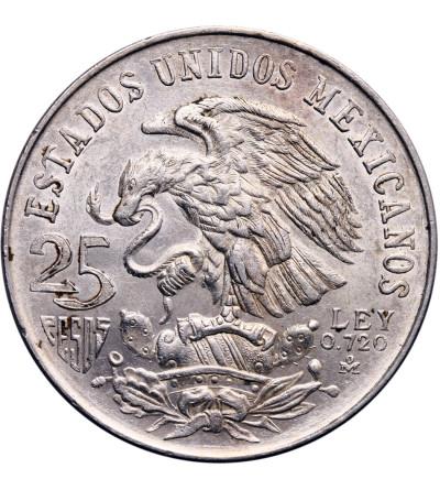 Meksyk 25 Pesos 1968 Mo, XIX Olimpiada Meksyk 1968