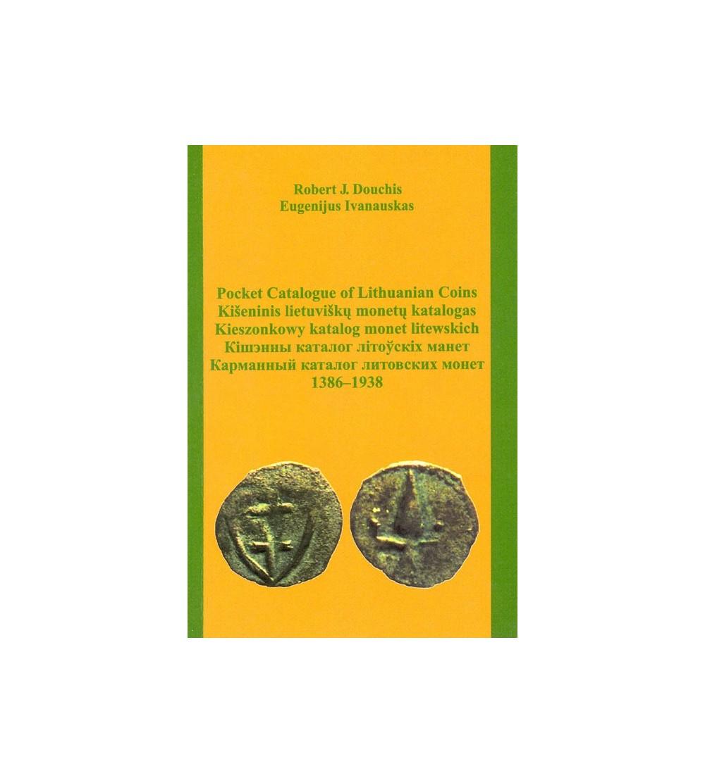 Kieszonkowy katalog monet litewskich
