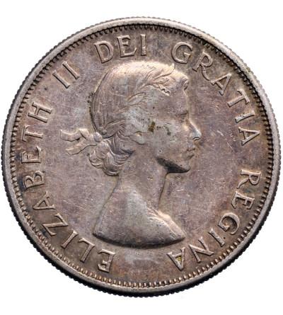 Kanada 50 centów 1958