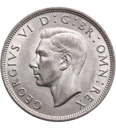 Wielka Brytania 1/2 korony 1944