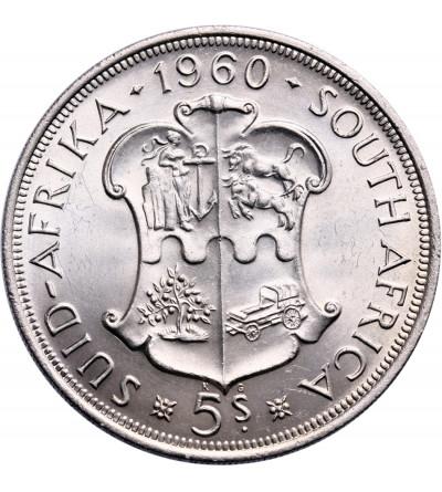 RPA 5 szylingów 1960