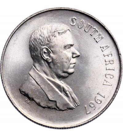 RPA 1 rand 1967 - SOUTH AFRIKA