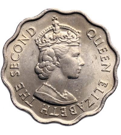Mauritius 10 centów 1971