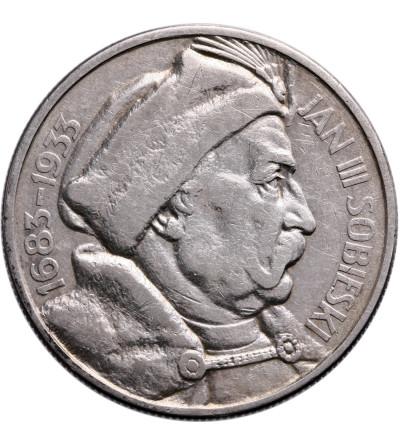 Poland 10 Zlotych 1933, Jan III Sobieski
