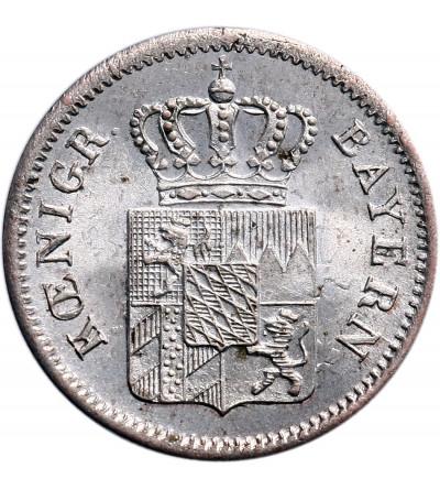 Niemcy. Bawaria 1 krajcar 1856