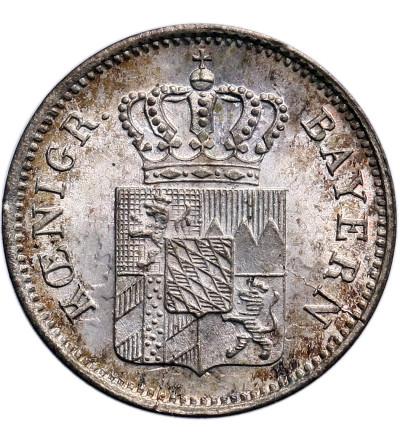Niemcy. Bawaria 1 krajcar 1854