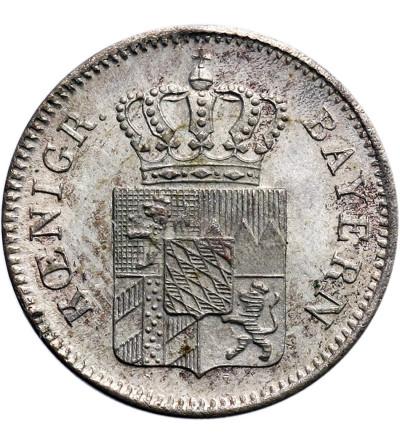 Germany. Bavaria Kreuzer 1853
