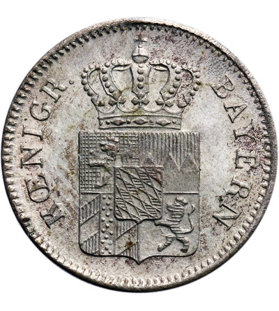 Niemcy. Bawaria 1 krajcar 1853