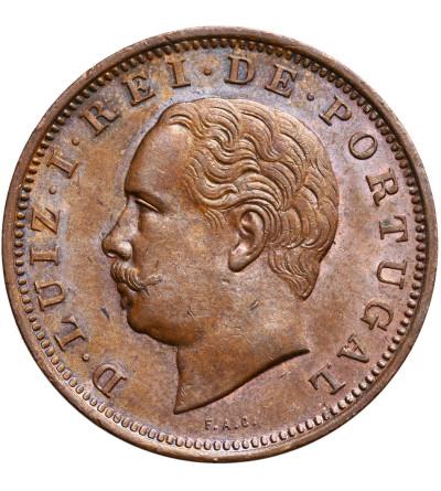 Portugalia 20 Reis 1883, Luiz I