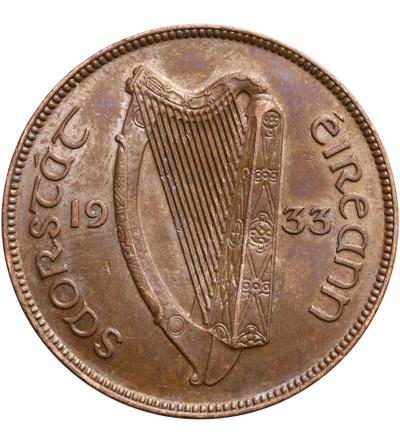 Irlandia 1 Penny 1933