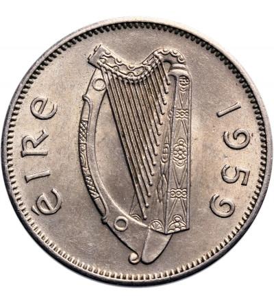Irlandia 6 pensów 1959