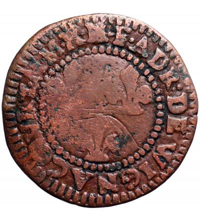 Malta Grano 1692, Adrian de Wignacourt