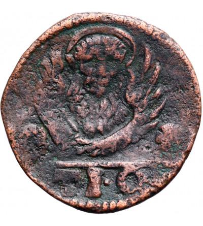 Italy - Venice. 10 Tornesi 2 1/2 Soldini ND (1611-1619), Coinage for Candia (Crete)