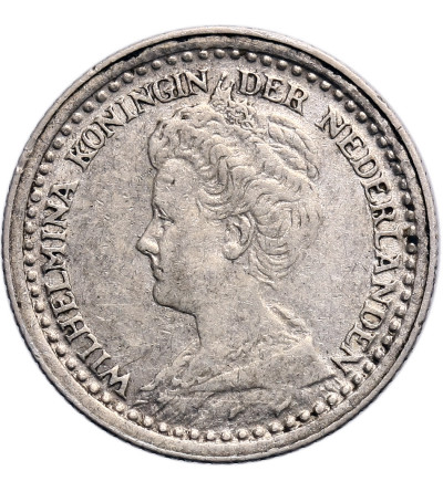 Niderlandy (Holandia) 10 centów 1921