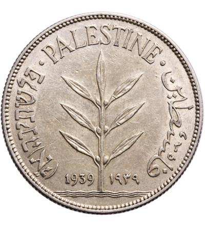 Palestyna 100 Mils 1939