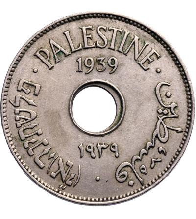 Palestyna 10 Mils 1939
