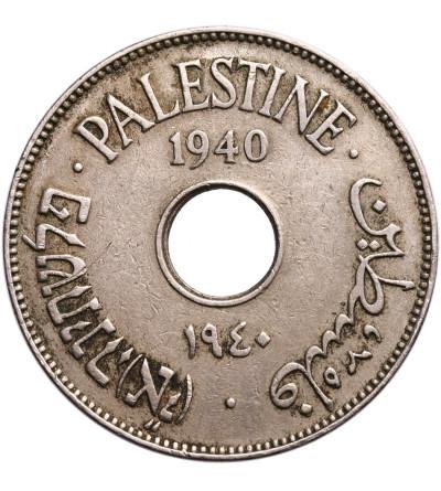 Palestyna 10 Mils 1940