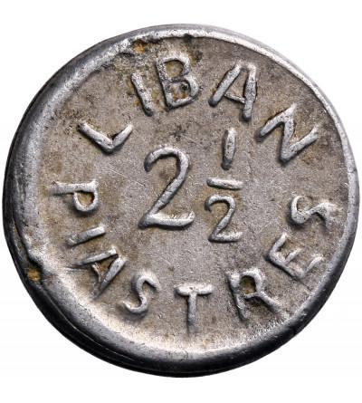 Liban 2 1/2 piastra 1941
