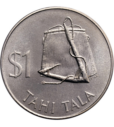 Tokelau 1 dolar 1979, Tahi Tala