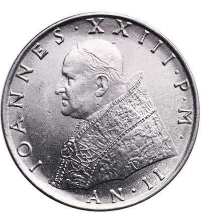 Watykan 100 Lire 1960 AN II, Jan XXII
